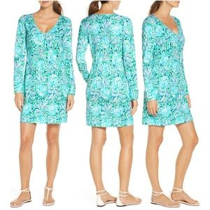 LILLY PULITZER Dress Davie Pineapple Of My Eye XS